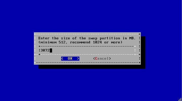 Install NAS4Free VMware ESXI 13