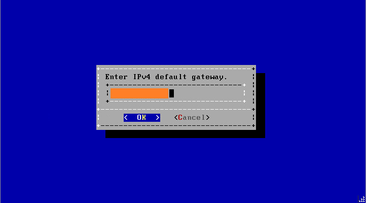 domalab.com Configure NAS4Free default gateway