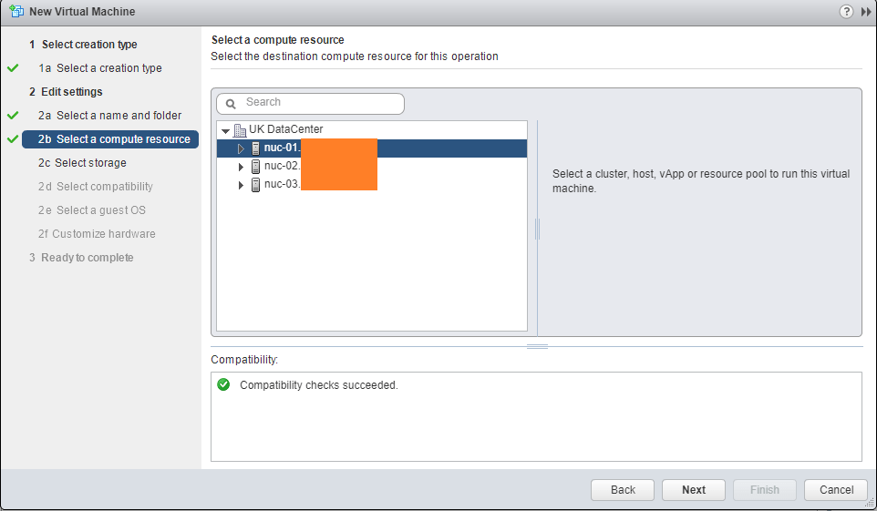 Linux Ubuntu vm host