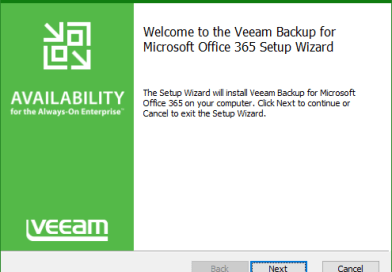 Veeam Backup Microsoft Office 365 overview