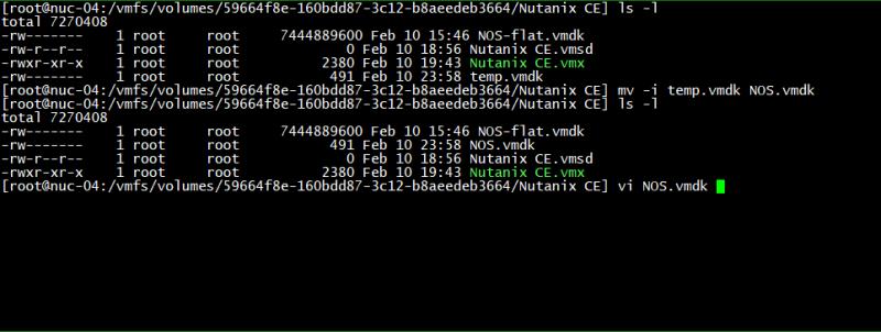 domalab.com Create VMware Disk Descriptor file 08
