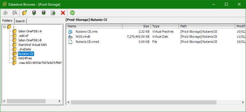 domalab.com Create VMware Disk Descriptor file 12