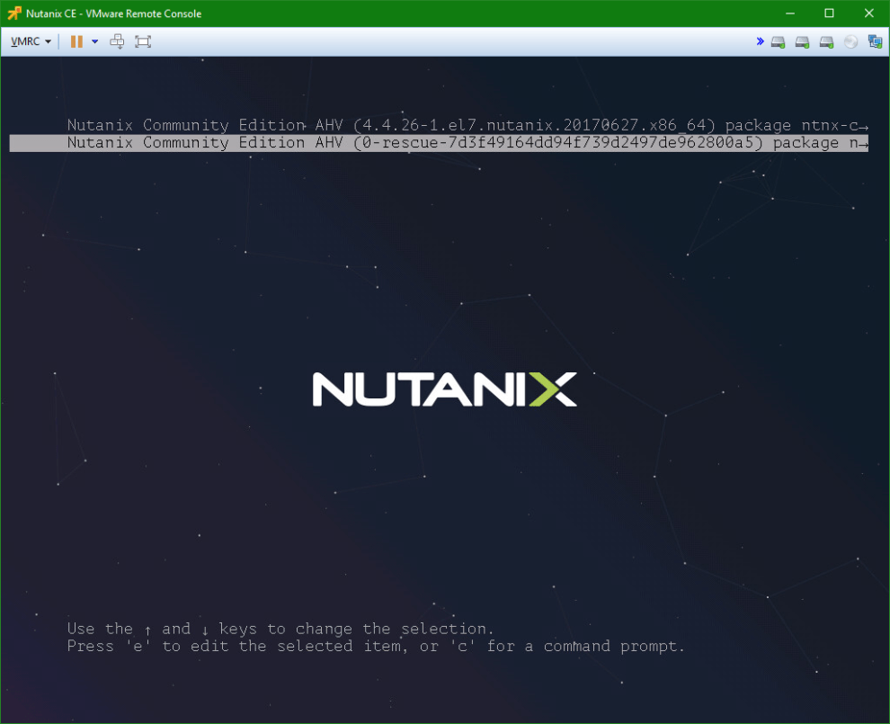 Install Nutanix Community Edition in your home lab » domalab