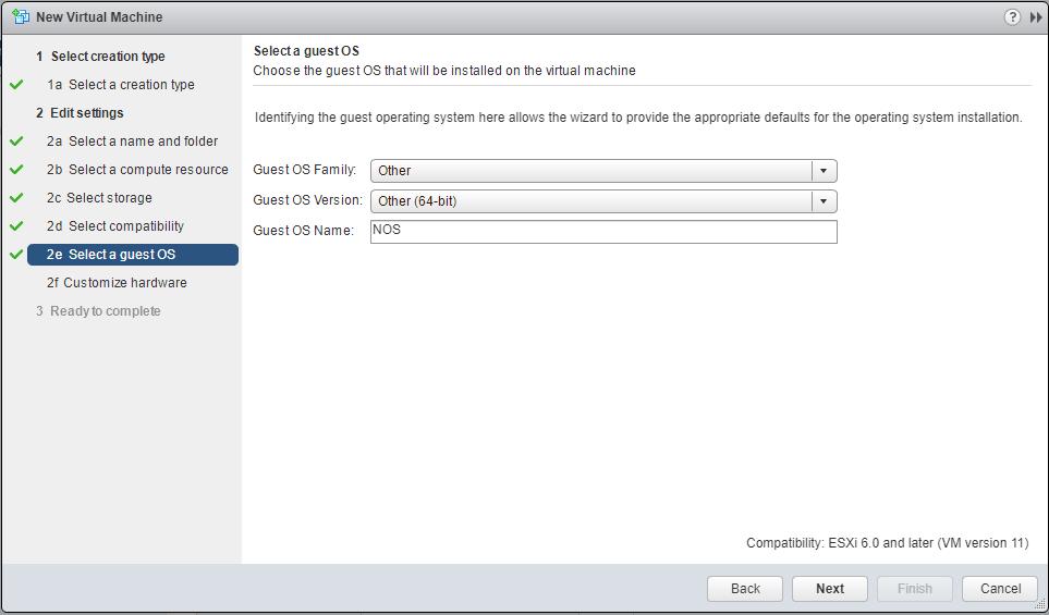domalab.com Deploy Nutanix nested VMware guest OS