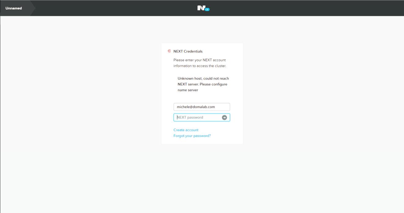 domalab.com Nutanix Prism Login Next Credentials