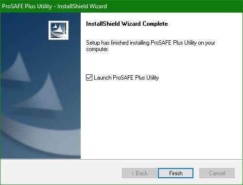 domalab.com Netgear firmware ProSfae Plus install complete