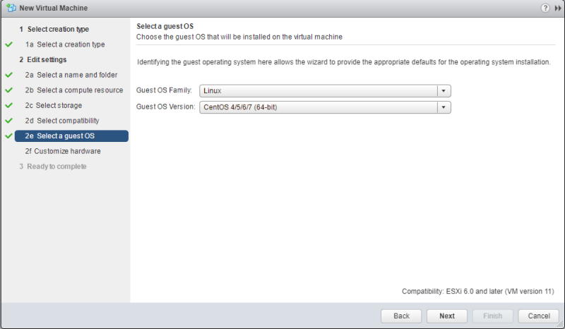 domalab.com nested XenServer select guest OS
