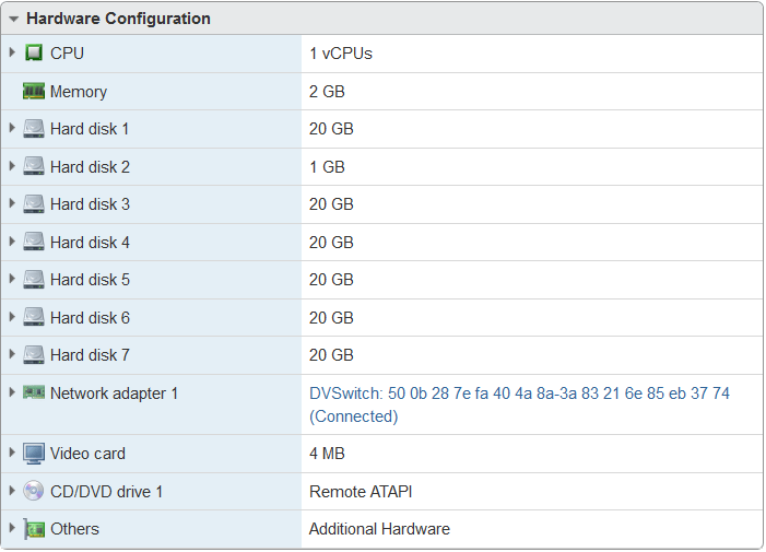 domalab.com NAS4Free Pool storage VMware hardware configuration