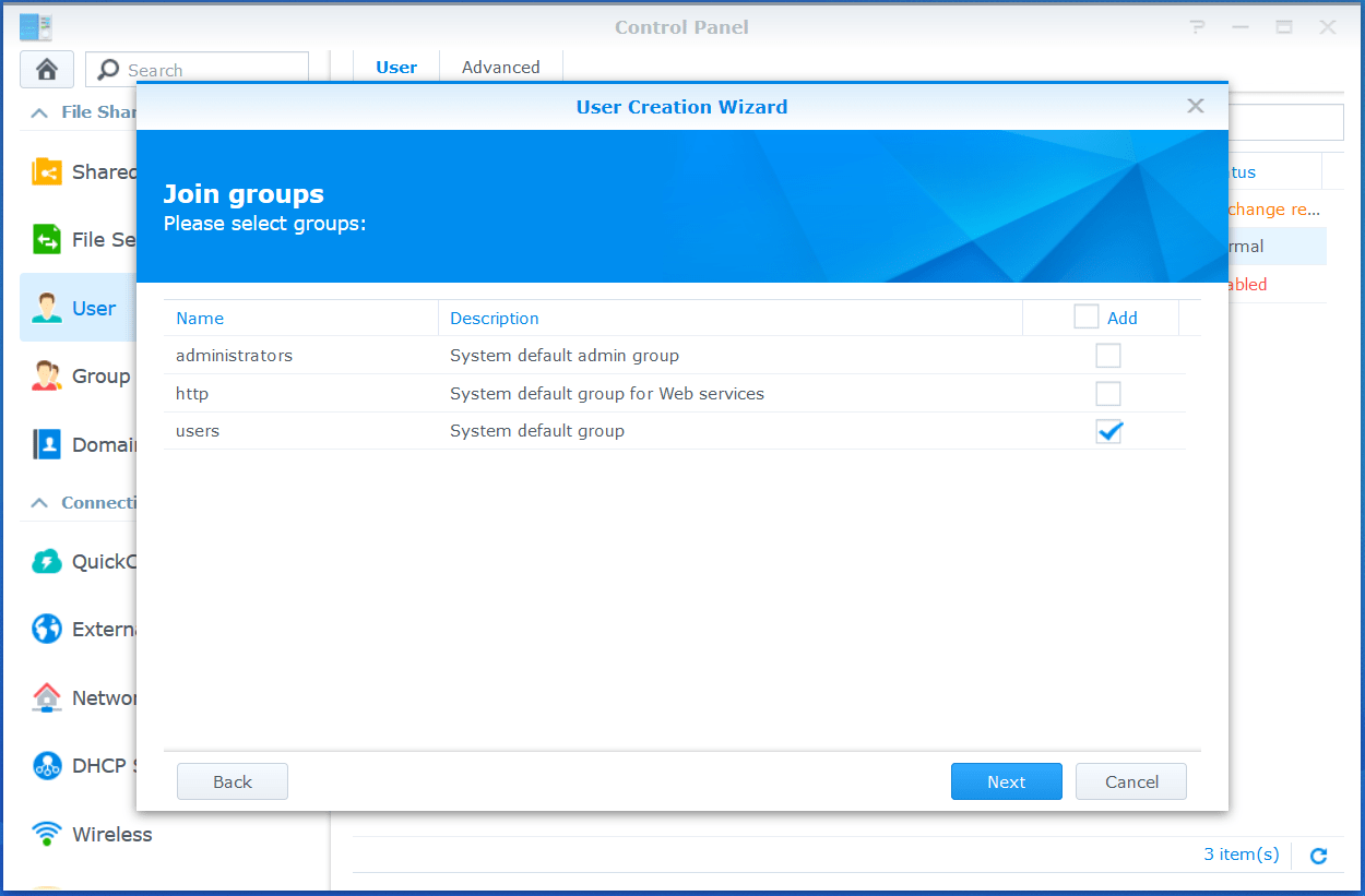 domalab.com VMware VCSA Backup Synology joins group