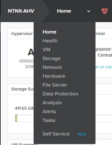 domalab.com Nutanix Windows AHV menu