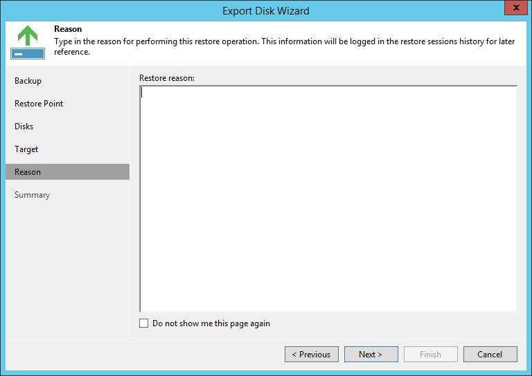 domalab.com Restore Nutanix AHV restore reason