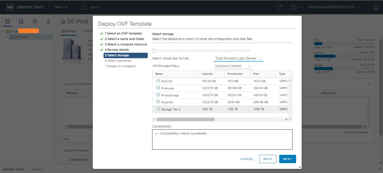 AWS Storage Gateway deployment on VMware » domalab