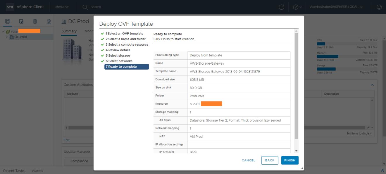domalab.com AWS Storage Gateway summary