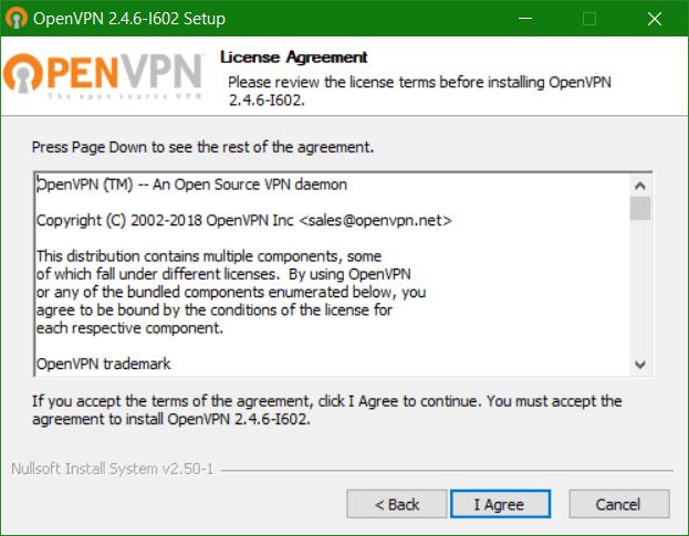 domalab.com Veeam PN Client OpenVPN EULA