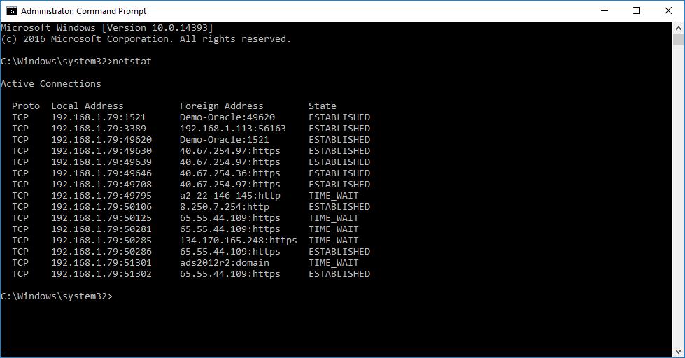 domalab.com Veeam custom SureBackup netstat