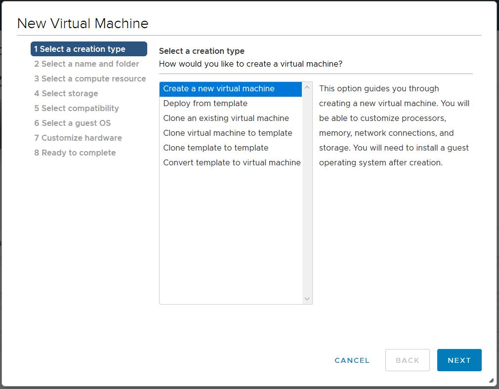 domalab.com deploy Ubuntu Server VMware