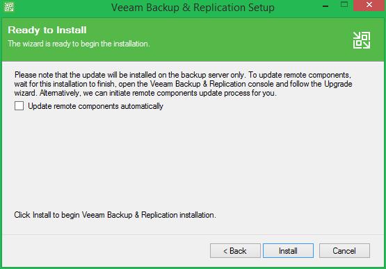 domalab.com Veeam Update 4 install