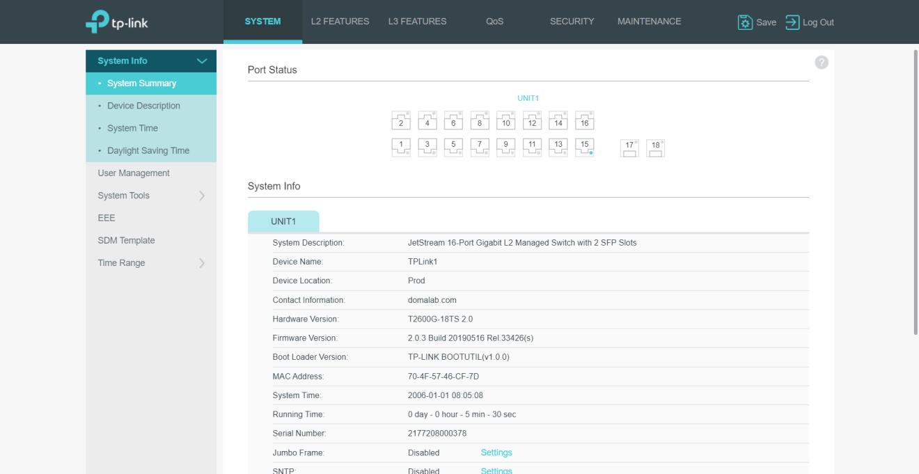 domalab.com TPlink firmware upgrade