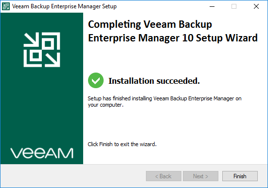 domalab.com Veeam Enterprise Manager upgrade