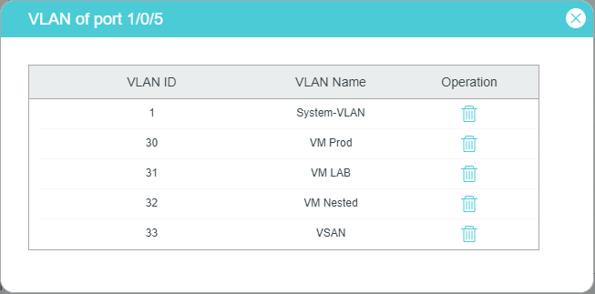 domalab.com TPlink VLANs VMware Homelab