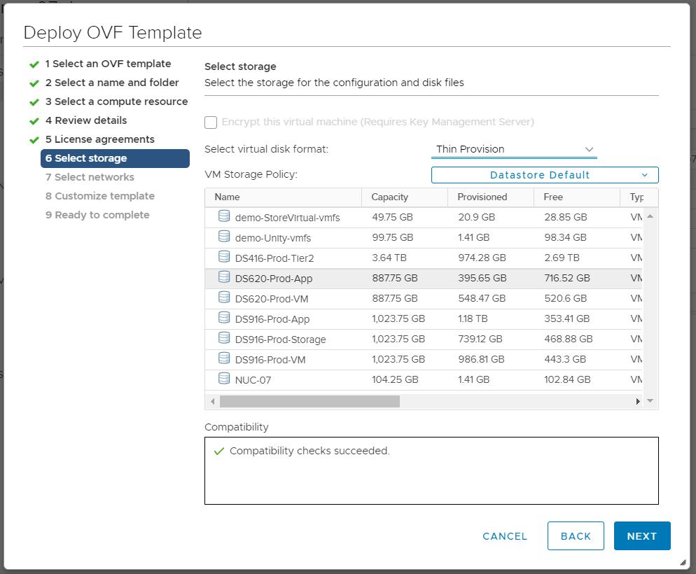 domalab.com NetApp VSC 9.7 deployment