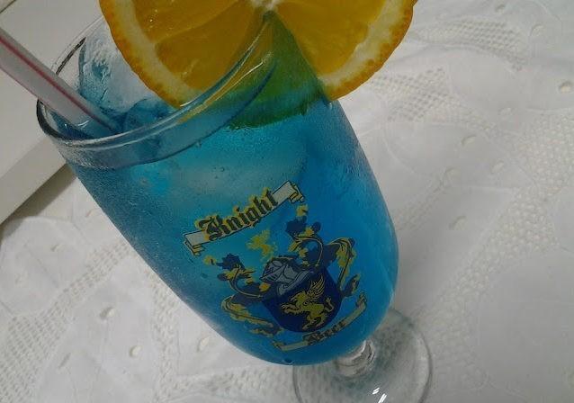 drink lagoa azul