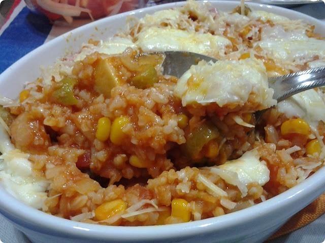 arroz delícia