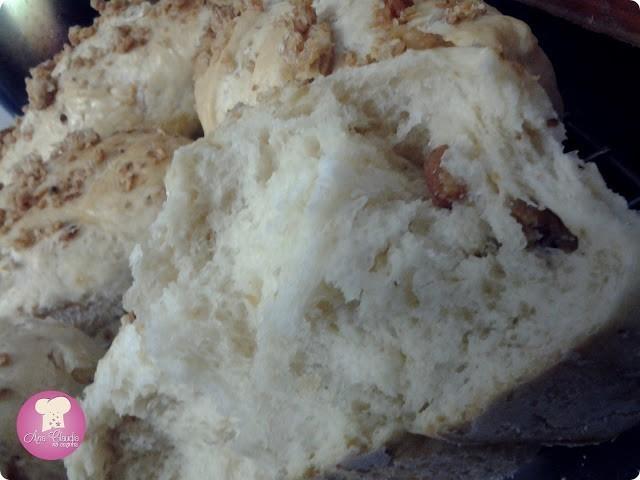 pão de torresmo caseiro