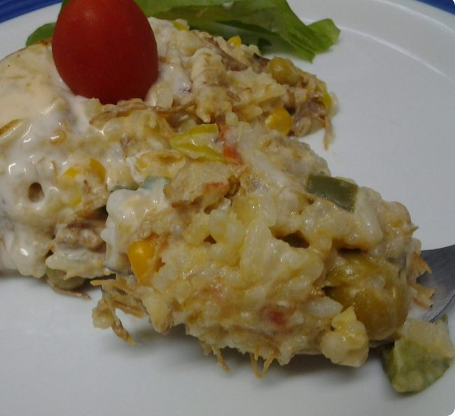 arroz cremoso especial