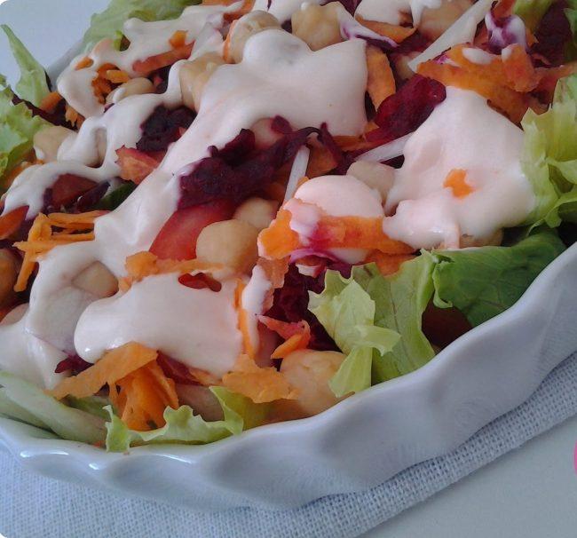salada arabe