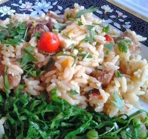 arroz mineiro