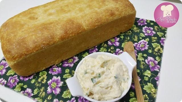 pão de forma fácil sem sova