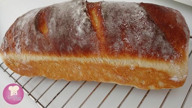 Pão Caseiro com Soro de Ricota