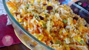 arroz festivo