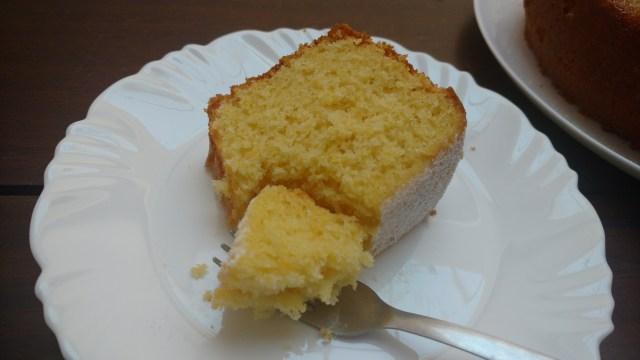 bolo de milho verde caseiro