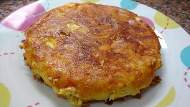 tortilha de batata