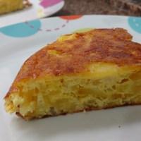 Tortilha de batata  - Super fácil