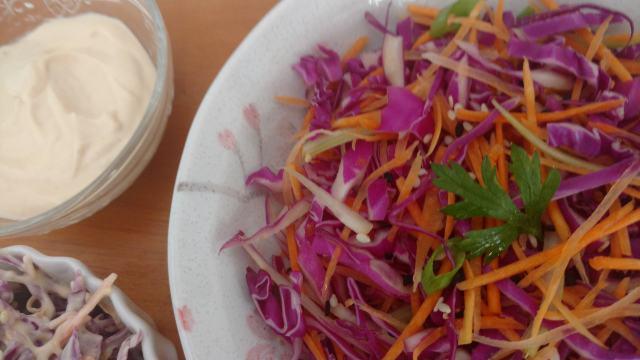 salada coleslaw