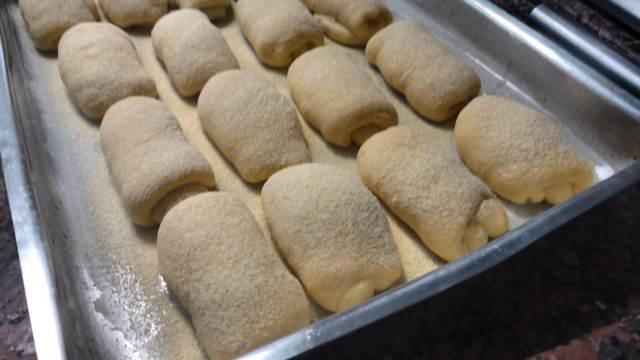 pãozinho de milho verde de latinha