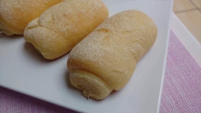 pãozinho de milho verde de lata
