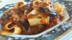 molho de tomate com berinjela para massas
