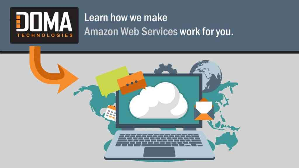 Learn How DOMA Uses Amazon Web Services to Help Your Business