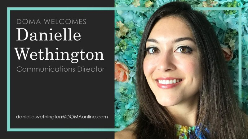Director of Communications Danielle Wethington