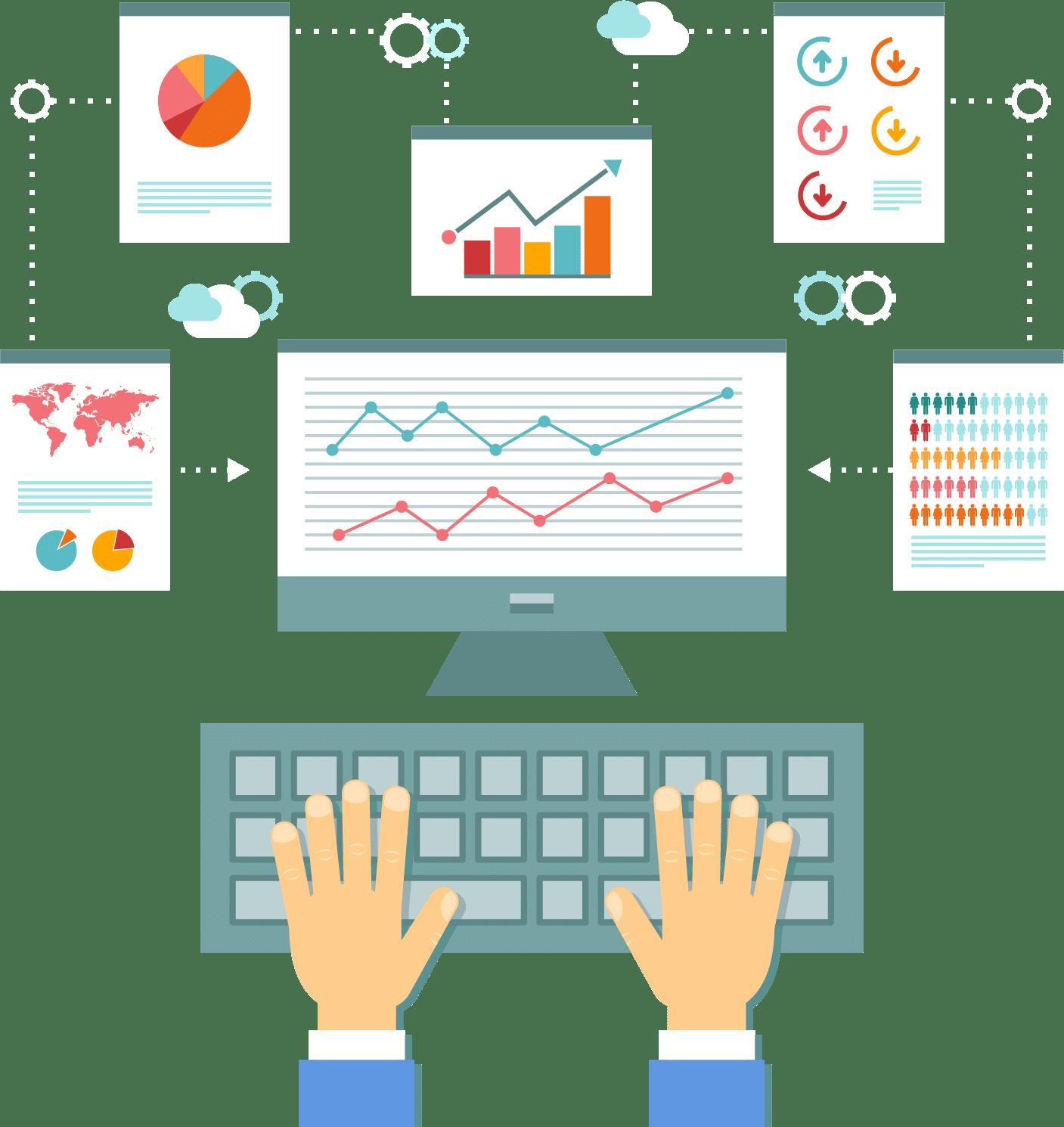 Information Data Charts