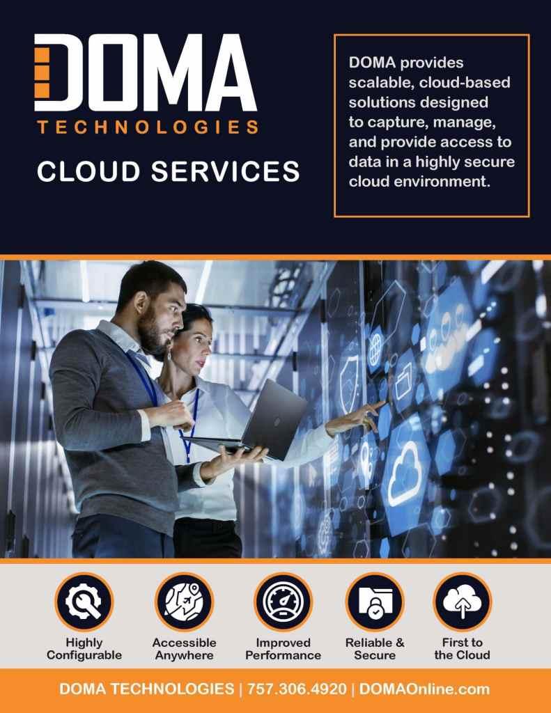 Cloud Services Brief Page 1