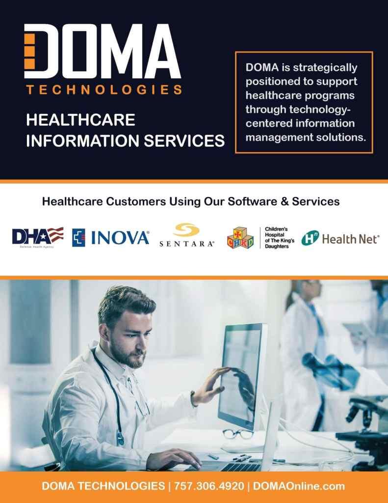 Healthcare Services Brief Page 1