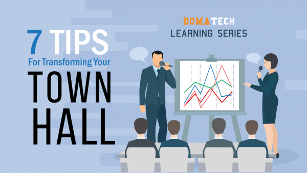 7 Tips for Great Town Hall Meeting