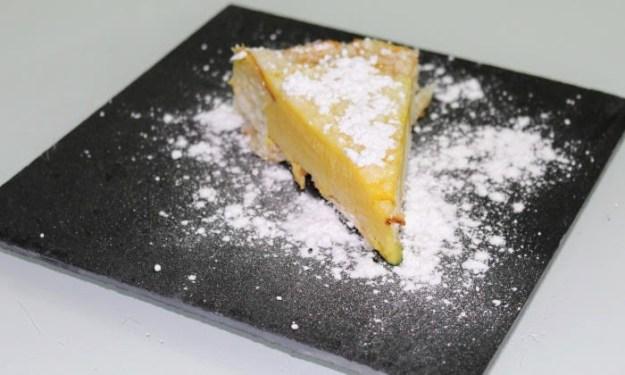 Лесна торта с бутер тесто и крем