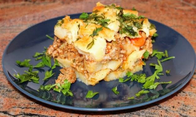 Вкусни запеканки с картофи