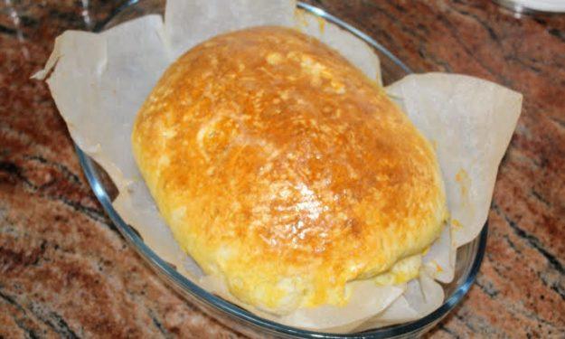 Лесен домашен мазен хляб